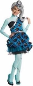 Kids Deluxe Frankie Stein Costume