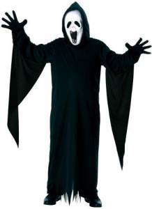 Kids Howling Ghost Costume