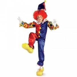 Kids Bubbles The Clown Costume