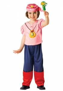 Kids Izzy The Pirate Costume