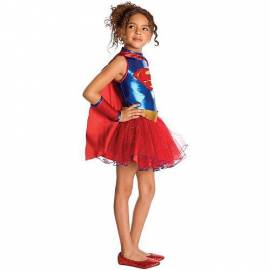 Kids Tutu Supergirl Costume
