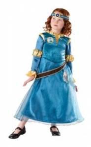 Kids Deluxe Merida Costume