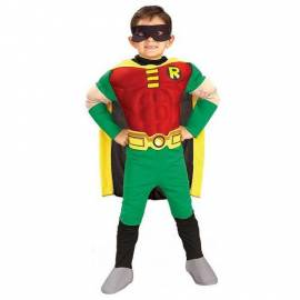 Kids Robin Muscle Costume