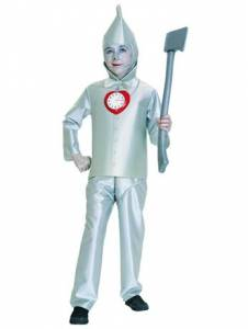 Kids Tin Man Costume