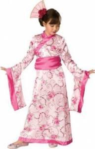 Kids Asian Princess Costume