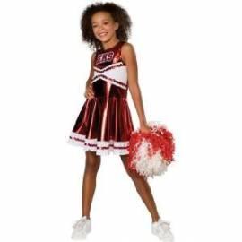 Kids HSM Deluxe Cheerleader Costume