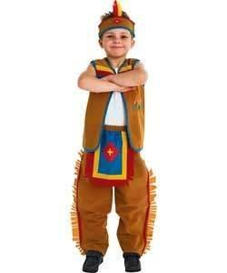 Kids American Indian Costume