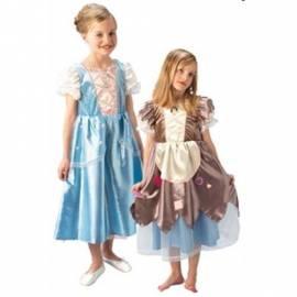 Kids Cinderella Rags/Riches Costume