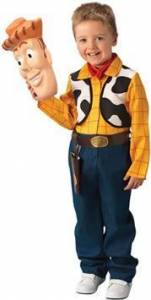 Kids Deluxe Woody Costume