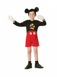 Kids Classic Mickey Mouse Costume