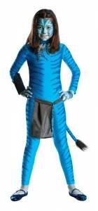 Kids Avatar Neytiri Costume