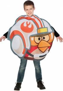 Kids X-Wing Pilot Angry Bird Costume