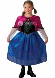 Kids Deluxe Frozen Anna Costume