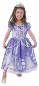 Kids Deluxe Sofia Costume