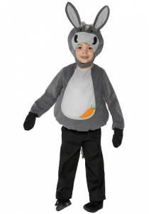 Kids Little Donkey Costume