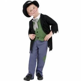 Kids Dodgy Victorian Boy Costume