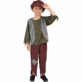 Kids Victorian Poor Boy Costume
