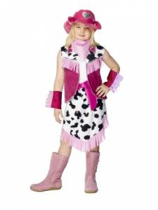 Kids Rodeo Cowgirl Costume