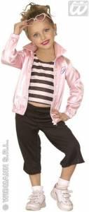 Kids 50's Girl Costume