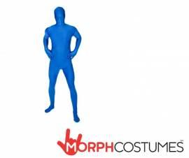 Mens Blue Morphsuit