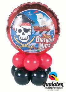 Mini Display - Pirate