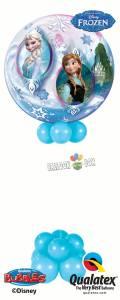 Bubble Display - Frozen