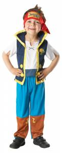 Kids Jake The Pirate Costume