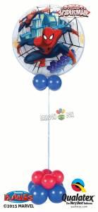 Bubble Display - Spiderman