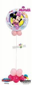 Bubble Display - Minnie Mouse Bowtique