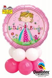Mini Display - Birthday Princess