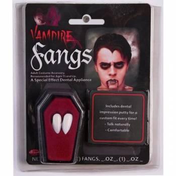 Vampire Fang Caps