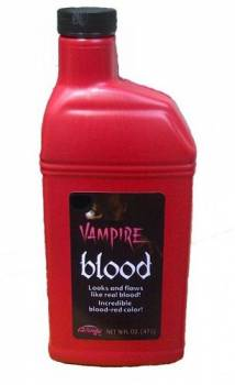 Bottle of Blood