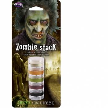 Zombie Stack Make Up