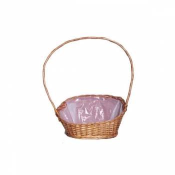 """12"""" Wicker Basket"""