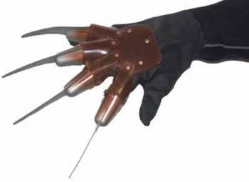 The Fright Glove