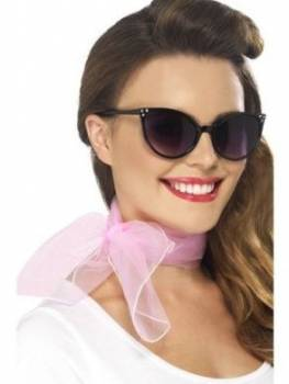 Neck Scarf Pink