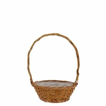 """9"""" Wicker Basket"""