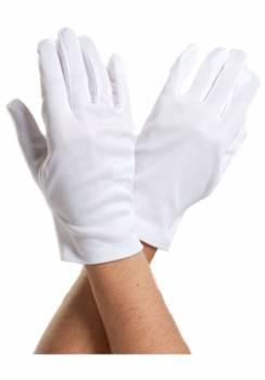 Mens White Dress Gloves