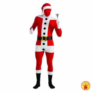 2nd Skin Santa Costume