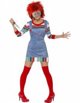 Miss Chucky Costume