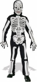 Kids EVA Skeleton Costume