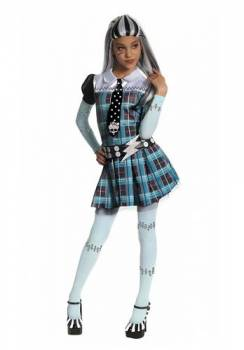 Kids Monster High Frankie Stein Costume