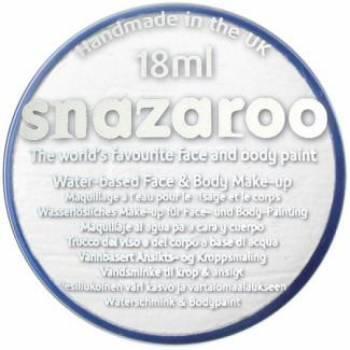 Snazaroo - White
