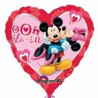 Mickey& Minnie Valentine