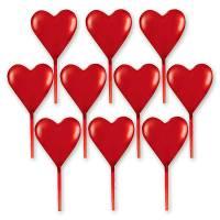Valentine Heart Party Picks