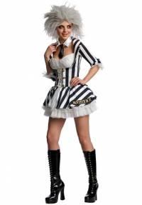 Beetlejuice Woman Costume
