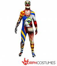 Scary Clown Morphsuit